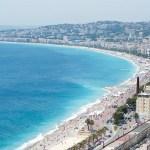 Promenade des Anglais vu du Château de Nice, Benjamin MAXANT - FotonGraph.com©