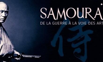 Exposition Samouraï au  musée des arts asiatiques