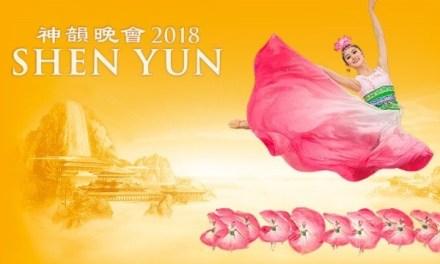 Shen Yun à Nice le 21 mars 2018