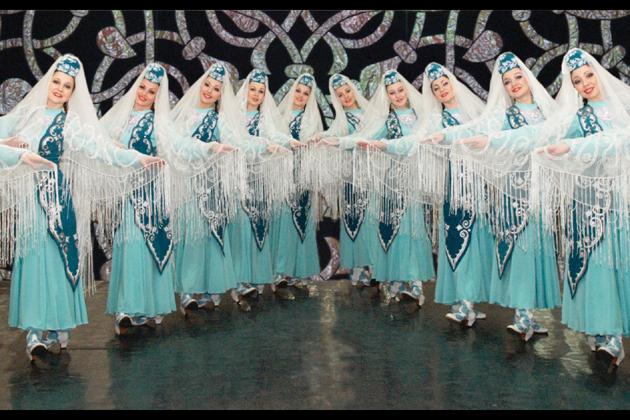 Ensemble de chants et de danse de la République du Tatarstan