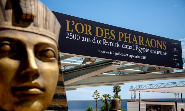 L'or des pharaons