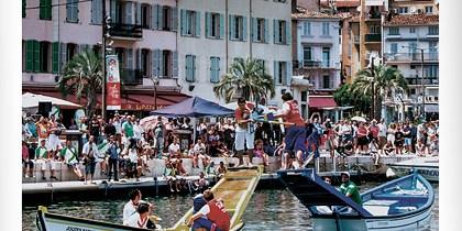 Joutes provençales de Cannes