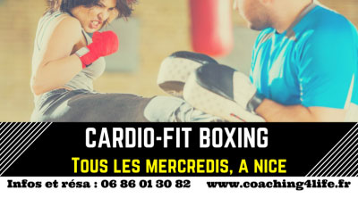 Cardio-Fit Boxing à Nice