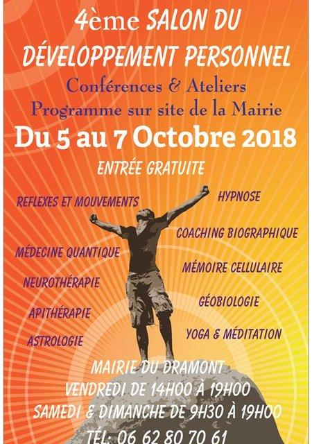 4 ème Salon du Développement Personnel du Dramont