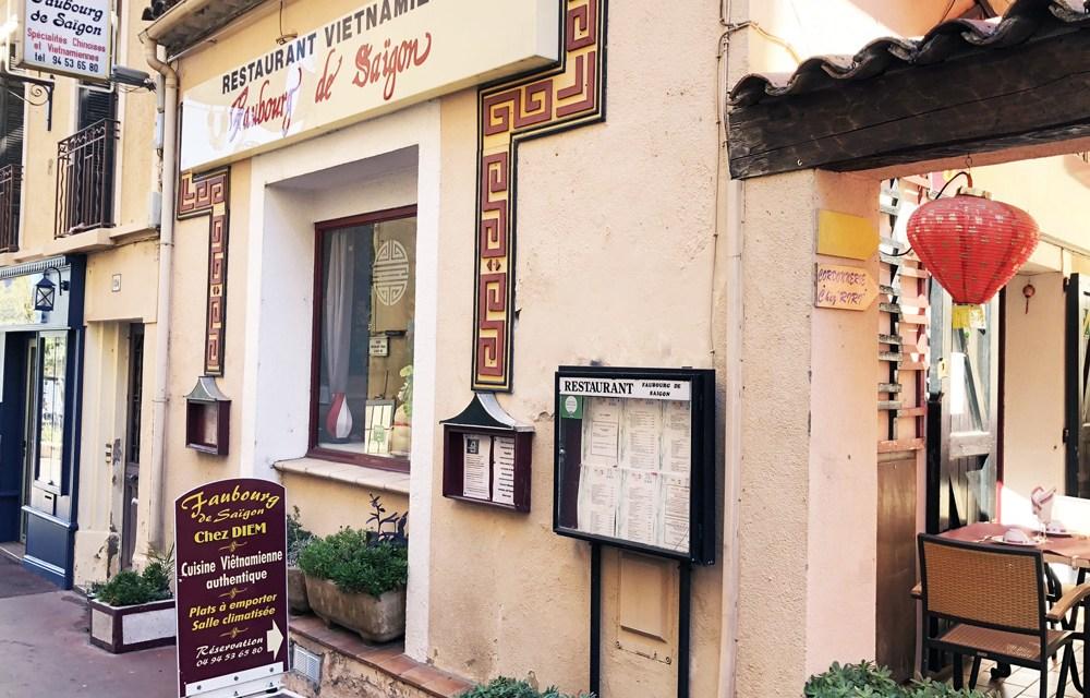Faubourg de Saïgon, Chez Diem