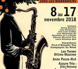Jazz sous les Bigaradiers 2018