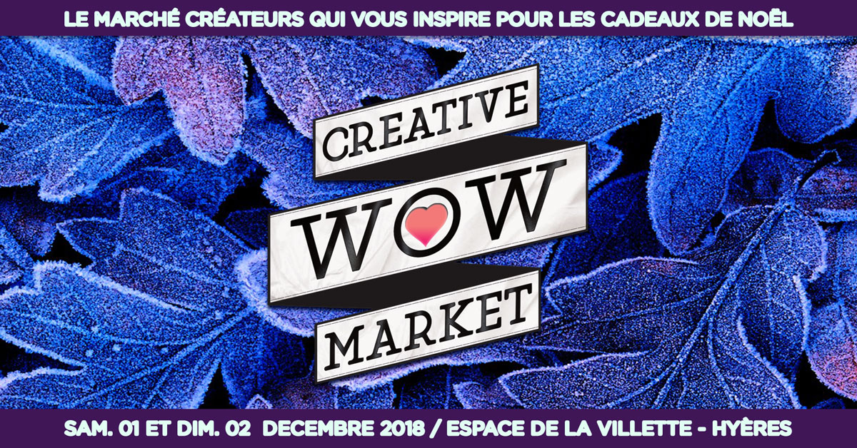 Wow Creative Market – Winter Edition 2018