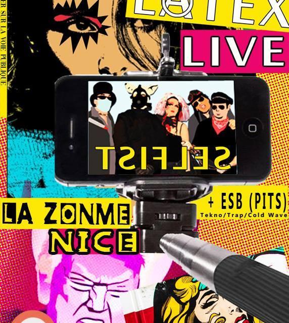 LATEX en concert à la Zonmé !