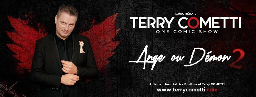 Terry Cometti dans Ange ou Démon 2