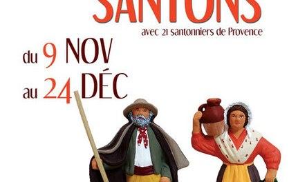Foire aux Santons de Mouans-Sartoux 2018