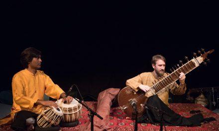 Concert de musique classique indienne