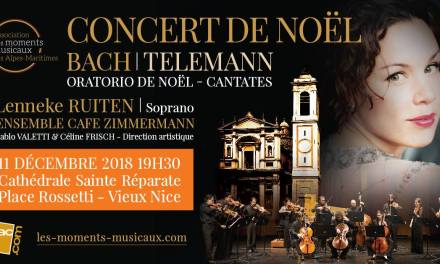 Concert de Noël Bach Telemann Oratorio de Noël – Cantates