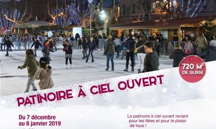 Noël 2018 à Saint-Tropez