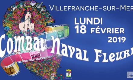 Combat Naval Fleuri de Villefranche-sur-Mer