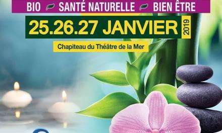 Salon du Bien-être de Sainte Maxime
