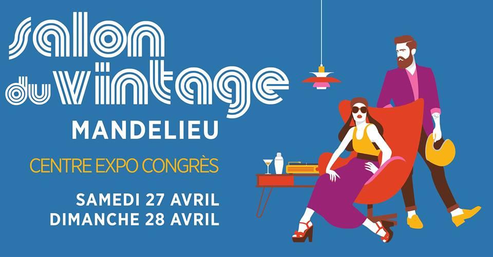 Le Salon du Vintage à Mandelieu