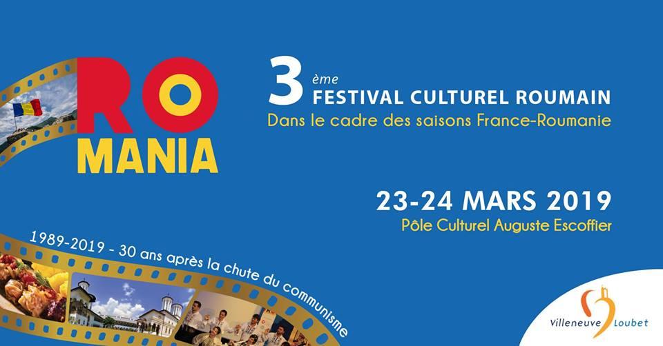 "Festival Culturel Roumain ""Romania"""