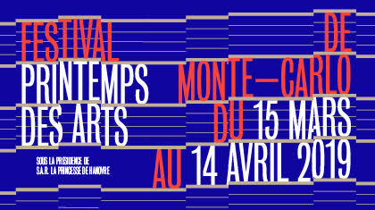 Le Festival Printemps des Arts de Monte-Carlo