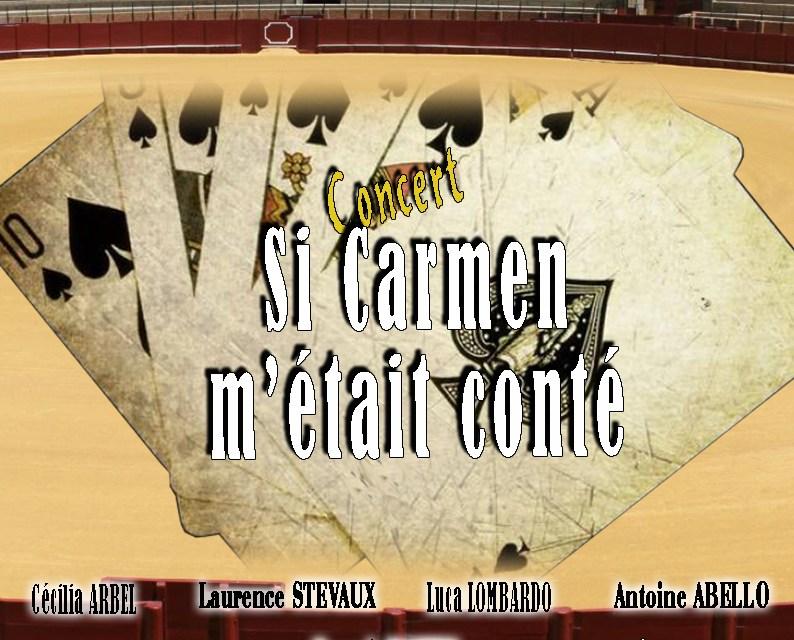"""""""Si Carmen m'était conté"""" à Toulon"""