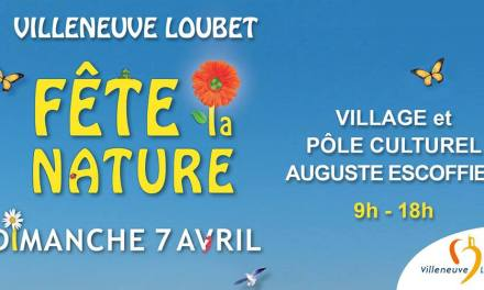 Fête de la Nature à Villeneuve Loubet