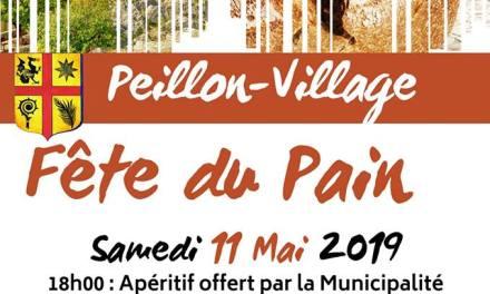 La Fête du Pain à Peillon
