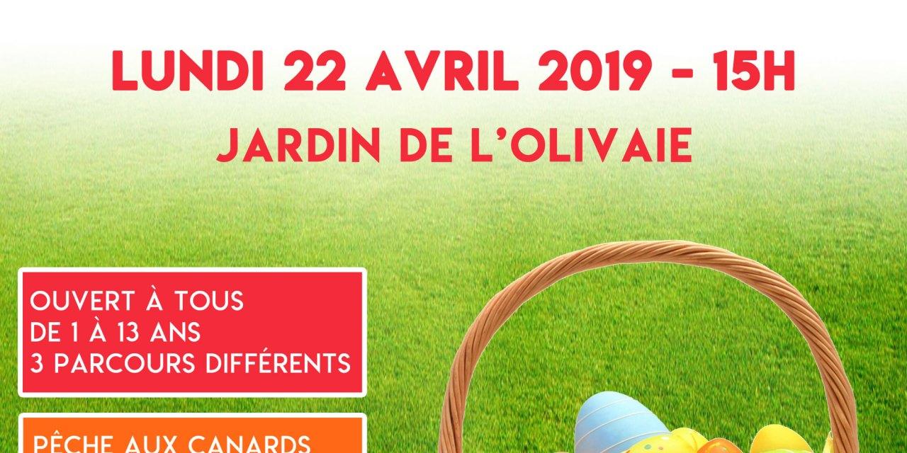 Chasse aux œufs à Beaulieu-sur-Mer