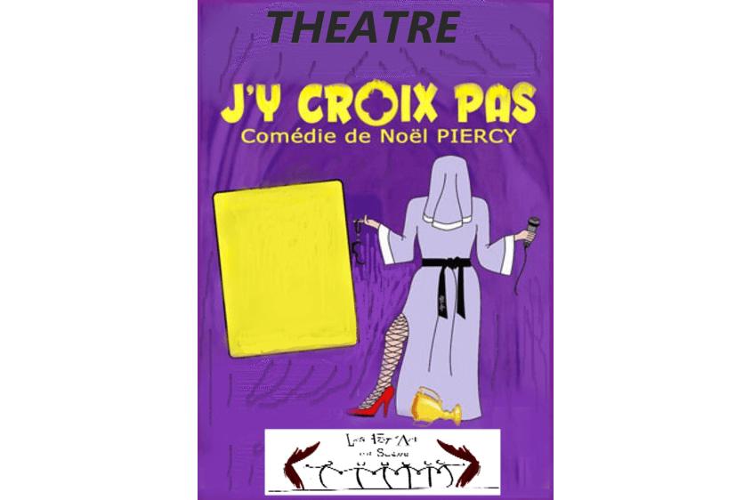 Soirée théâtre à Rocbaron