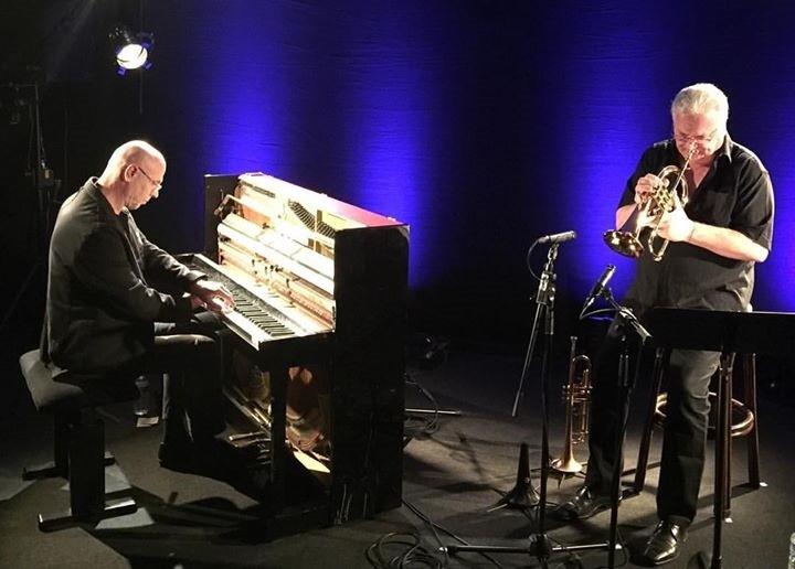 «Hommage à  Kenny Wheeler» Boespflug Dagognet Duo