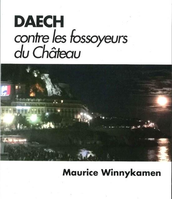 Lecture/signature par Maurice Winnykamen pour son livre «DAECH contre les fossoyeurs du Château»