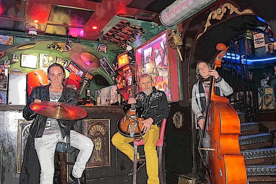 Concert The Swamp Cats à JOYA Lifestore