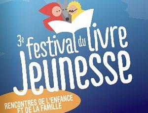 Le Festival du Livre de la Jeunesse de Villeneuve-Loubet