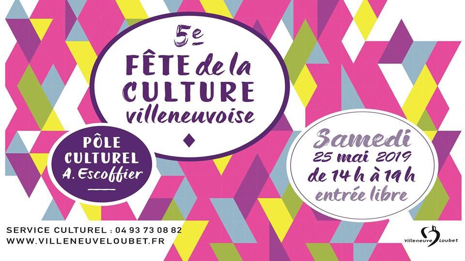 Fête de la Culture à Villeneuve-Loubet