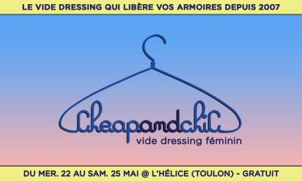 Cheap & Chic à Toulon