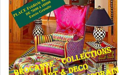 BROCANTE PROFESSIONNELLE ART & DECO ANCIEN & CONTEMPORAIN
