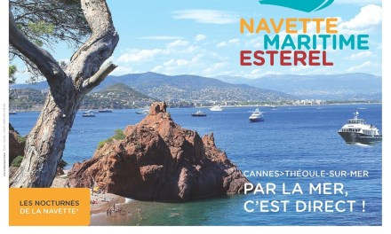 La Navette Maritime Estérel