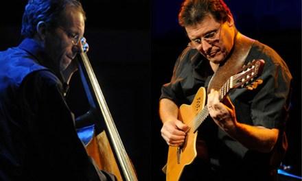 Louis & Philippe Petrucciani Duo CONCERT JAZZ EN PLEIN AIR À LA VILLA ARSON