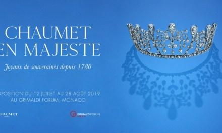 Exposition Chaumet en Majesté à Monaco