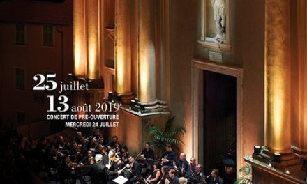 Le Festival de Musique de Menton 2019