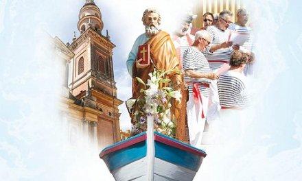 Fête de la Saint-Pierre 2019 à Menton