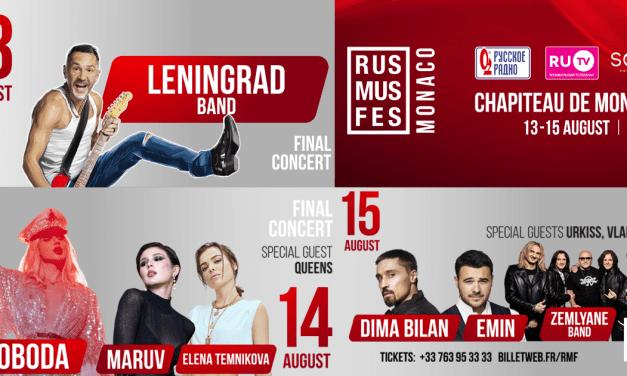 Russian Music Festival