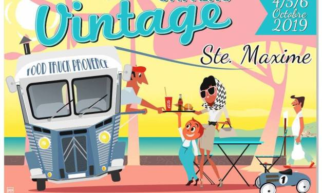 Salon Univers Vintage 2019