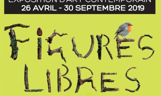 Exposition d'Art Contemporain aux jardins du Musée International de la Parfumerie