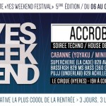 Accrobass – Yes Week-End Festival