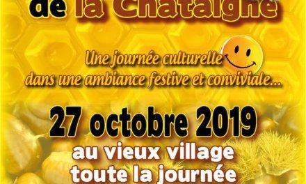 Fête du Miel et de la Châtaigne à Roquebillière