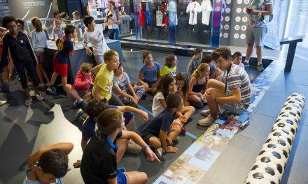 Programme des vacances de la Toussaint au Musée National du Sport