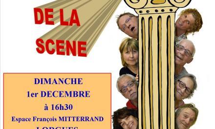 """Les Baladins du Var présentent """"Les plaisirs de la scène"""""""