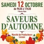Saveurs d'automne au Rouret