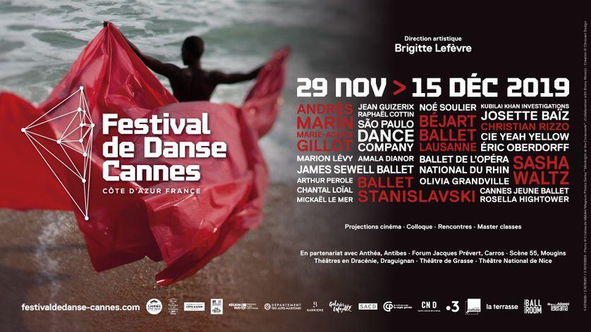 Festival Danse Cannes