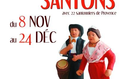 LaFoire aux Santons de Mouans-Sartoux