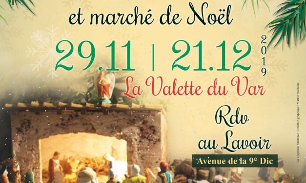 Foire aux santons et marché de Noël à La Valette du Var